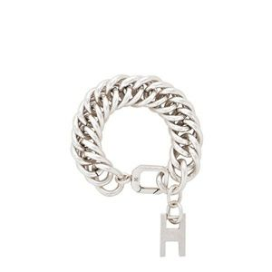 India Hicks Heritage Links Bracelet - Silver NEW
